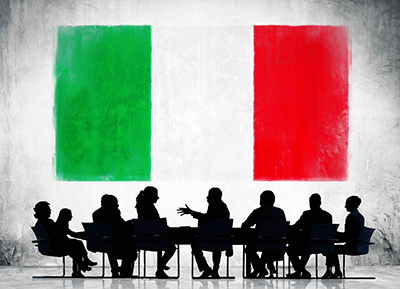 Small group italian lessons
